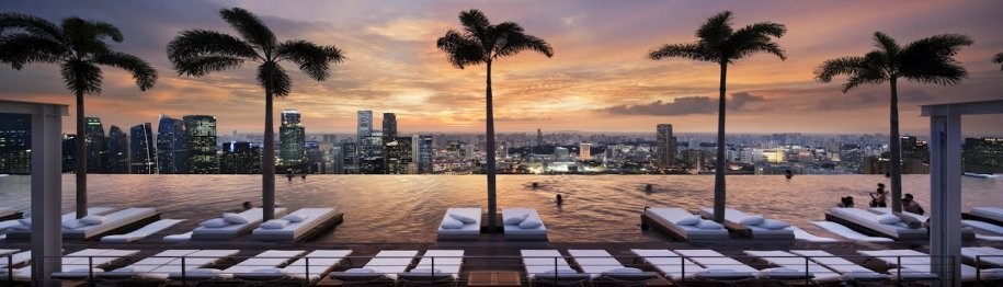 Marina Bay Sands; Singapore